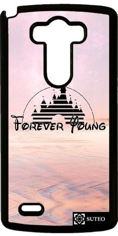 Case for LG G3 - Forever Young Disney - ref 1238