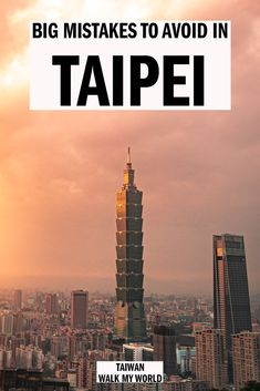 What no one tells you about the best things to do in Taipei: what is actually good where to miss how to avoid the crowds and the best ways to plan your trip to the capital of Taiwan. Taiwan Travel, China Travel, Travel Usa, Nepal, Travel Guides, Travel Tips, Travel Packing, Sri Lanka, Laos