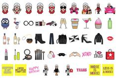 Fashion Icon Emojis Image 10