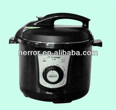 Large Electric Pressure Cooker Cooking Recipe CE CCC RoHS $20~$25.5