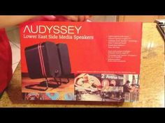 Video Audyssey Lower East Side Media Speakers Review