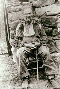 "Federic ""Uncle Fed"" Messer, the man who lived to see 3 different Centuries. A North Carolina native, Uncle Fed was born in the year 1792, and died in 1907, at the ripe age of 114. Wow!"