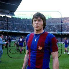 Migueli - FC Barcelona.