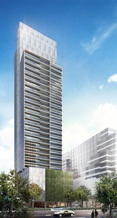 Gaysorn Tela - Bangkok - Architecture - SCDA