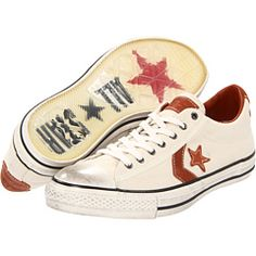 Converse John Varvatos Star Player Ox - could definitely see these on my feet.