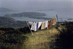 Harry Gruyeart - County Kerry, West Coast, Ireland, 1988