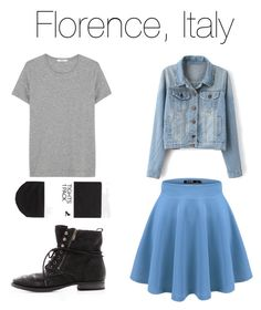 Florence by skittlebug1 on Polyvore featuring ADAM, H&M and Sam Edelman