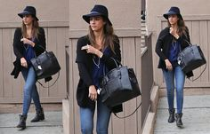 Outfit Of The Day: Jessica Alba!