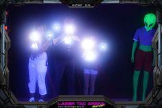 Lasertag - 03.07.2017 - 15:26 Uhr  #Lasertag #Oberwart