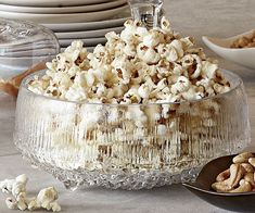 Popcorn with Sweet Butter and Sea Salt recipe