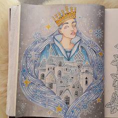 "53 Likes, 2 Comments - Maïlys (@mailyssco) on Instagram: ""Snow queen ❄ #emelielidehalloberg #emelielidehällöbergsagorochsägner…"""