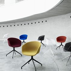 Abbildung Hay - About A Chair AAC 20...love this style of desk chair.