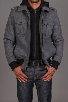 sleek mens look. love the tones in this look. love it