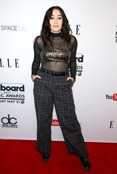 Noah Cyrus attends Elle's Women in Music Event