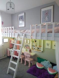 43 Unique Playroom Storage Design Ideas