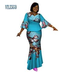 Bazin Riche African Tops and Skirt Sets for Women African Print Dashiki Traditional 2 Piece Skirt Sets Splice Clothing African Fashion Designers, Latest African Fashion Dresses, African Men Fashion, African Print Dresses, Africa Fashion, African Dress, Ankara Fashion, Womens Fashion, African Attire