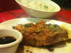 healthy and happy eating :) - at krazy garlik