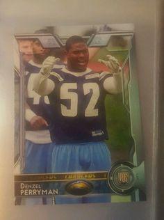2015 ToppsDenzel Perryman 486 Rookie San Diego Chargers in Sports Mem, Cards & Fan Shop, Cards, Football | eBay
