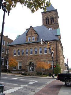 City Hall - Lancaster, Ohio