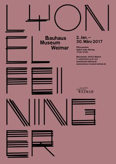 Bauhaus Museum Weimar   Studio Laucke Siebein Graphic Design Layouts, Graphic Design Posters, Graphic Design Typography, Lettering Design, Layout Design, Bauhaus Font, Jim Morrison Poster, Business Invitation, Invitations