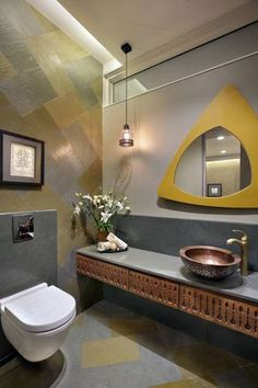 ideas for house front wall design indian Washroom Design, Toilet Design, Bathroom Interior Design, Lavatory Design, Modern Toilet, New Toilet, Modern Bathroom, Bathroom Ideas, Bathroom Pink