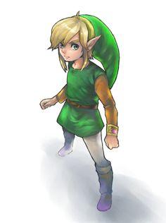 I\'m still your Zelda...
