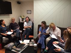 Dr. Junil Ahn and the OC Oral Surgery staff meeting in the Mission Viejo office.