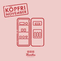 """Hushållsrådgivare Elisabeth Erikssons bästa tips under #köpfrinovember: """"Töm kylskåp, frys och skafferi och utmana dig själv att laga mat av det du hittar. Jag hittade diverse syltburkar och marmelader som jag använde till julstjärnor! #svinnkampen Mat, November, Logos, Tips, November Born, Logo, Counseling"""