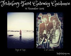 Frideborg Tarot Gateway Guidance 11 November