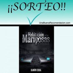 """SORTEO EJEMPLAR """"LA HABITACIÓN DE LAS MARIPOSAS"""""""