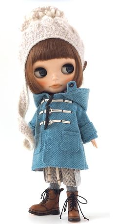 ** Blythe outfit ** Lucalily 503**