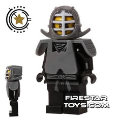 LEGO Ninjago Mini Figure - Kendo Cole ( firestartoys.com, 2013 )