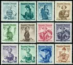Austria Stamps - Definitives of Vienna Woods, Carinthia, One Republic, Ebay Auction, Stamp Collecting, Postage Stamps, Austria, Stamps, Onerepublic