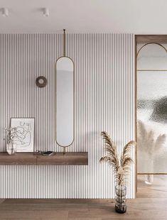 Aranżacja wnętrza w stylu japandi. Japandi - co to jest? Living Room Inspiration, Interior Inspiration, Design Minimalista, Decoration, Home Interior Design, Living Room Designs, Planners, Logo Design, Design Design