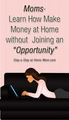 Love the stay a stay at home mom website!
