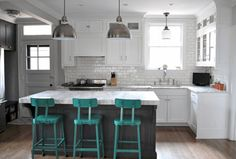Find and save inspiration about kitchen Island | See more ideas about #DIY #kitchen #island, Small Kitchen Island with Seating, Farmhouse and Rustic Kitchen island decortion