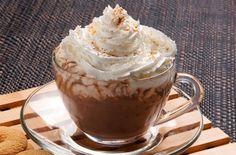 Um chocolate quente delicioso e com uma cremosidade irresistível, confira!