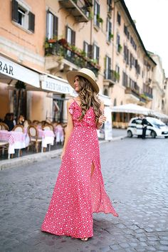 backless maxi dress , also comes in a short dress version and two piece version Brixton straw hat // Michele watch // Davi...