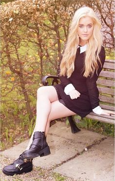 Lottie Tomlinson and her incredible style taste.