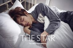 Infinite Dongwoo - The Star Magazine October Issue '15