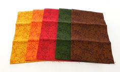 #Fabric #Fat #Quarter #Bundle #Fall #Leaves by GabbysQuiltsNSupply, $13.98