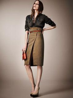 great wrap skirt