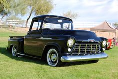 1956 Chevy Apache. I will have a truck like this one day!