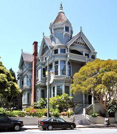 San Francisco Landmark #69: Haas-Lilienthal House