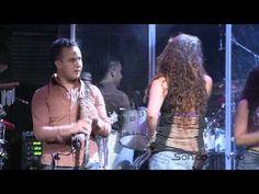 Aquí Járanatambó con 'Candelaria'. La voz es de Sandra Serrato