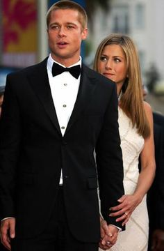 jennifer aniston brad pitt wedding pictures