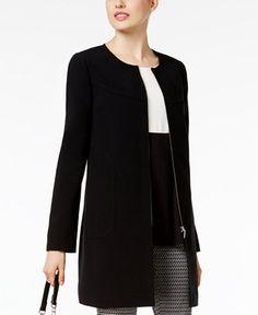 Alfani Zip-Front Jacket, Only at Macy's