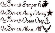 military love military wife