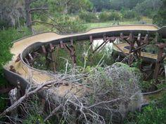 Abandoned By Disney River Country Abandoned Disney Park, Abandoned Water Parks, Abandoned Theme Parks, Abandoned Amusement Parks, Abandoned Mansions, Abandoned Buildings, Abandoned Places, Disney World Resorts, Walt Disney World