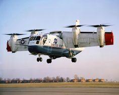 Vought LTC XC142 Experimental Aircraft